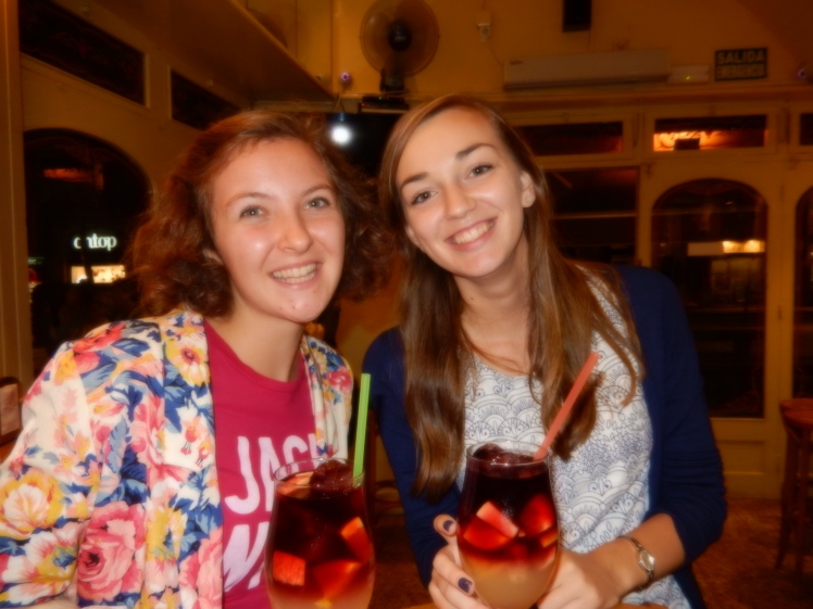 Sangria time (the best time)